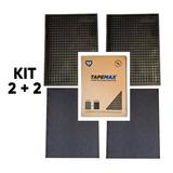 Kit 4 Tapetes: 2 Sanitizantes + 2 Secado (envio Gratis)