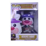 Ricochet Rabbit Conejo 63 Funko Pop Hanna Barbera