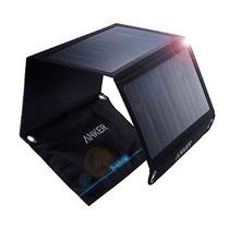Anker 21w De 2 Puertos Usb Cargador Solar Powerport Solar Pa