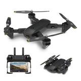 Drone Plegable Con Doble Cámara Posicionamiento Óptico