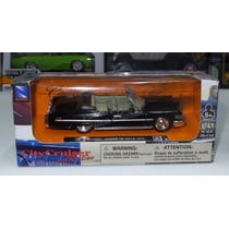 1:43 Cadillac Coupe Deville 1976 Convertible Negro New Ray