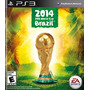 Fifa World Cup 14 Ps3 (incluye Pase Online).: Finalgames :.