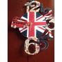 Reloj De Pared Estilo Vintage Uk Londres De Madera
