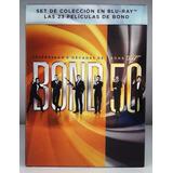 007 James Bond 50 Aniversario Box Set Bluray 22 Peliculas