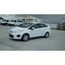 Ford Fiesta S Sedan Excelentes Condiciones 30% Enganche