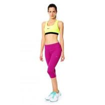 Pantalón 3/4 Nike Df Epic Run - Fucsia - 646245-542