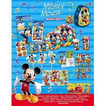 Vasos Platos Bolsas Todo Para Fiesta Mickey Mouse