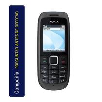 Nokia 1661 Sms Radio Fm Linterna Alarma Reloj Juegos