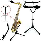 Atril Para Saxofon Alto O Tenor Soundking Mc