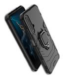 Funda Huawei Nova 5t / Honor 20 Armor Ring + Vidrio + Envío