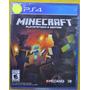 Minecraft Nuevo Sellado Ps4 Play Magic