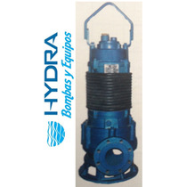 Bomba Sumergible Para Agua Sucia 15 Hp