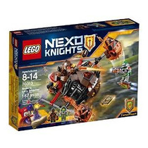 De Lego Nexoknights Moltor Lava Smasher 70313