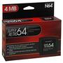 N64 - Tarjeta De Memoria - Expansion Pack 4 Mb Ram (retro-