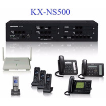 Conmutador Hibrido Inteligente Panasonic Kx-ns500 Cd Manual