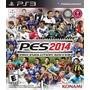 Pro Evolution Soccer Pes 2014 Ps3 Nuevo Solo En Igamers