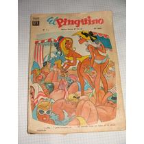Revista De Chistes El Pinguino, Antigua