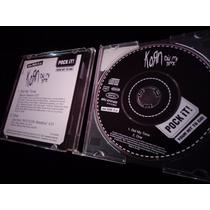 Korn Did My Minidisc No Metallica Rammstein Slipknot Manson