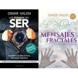 Pack De Libros Los Estados Del Ser + Mensajes Fractales