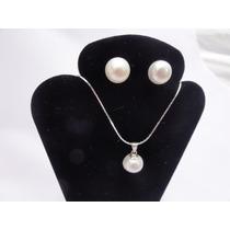 94ed60654f02 Busca aretes con plata y perla con los mejores precios del Mexico en ...