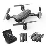 Dron Holy Stone Hs350 Con Cámara 1080p Wifi Y 2 Baterías