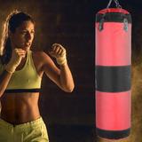 Entrenamiento Boxeo Gancho Patada Bolsa De Arena Lucha Karat