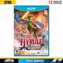 [ Hyrule Warriors ] Zelda Link 12msi Nintendo Wii U | Tracia