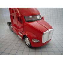 Kenworth T700 Caja Contenedor Trailer Escala 1:68 4 Modelos