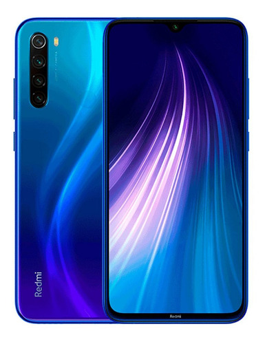 Xiaomi Redmi Note 8 128gb+4ram  Versión Global Sellado Msi