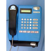 Teléfono Público De Alcancía, Negocio.