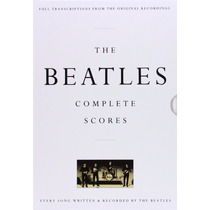 Libro: The Beatles - Complete Scores Pdf