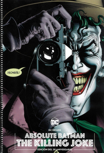 The Killing Joke Absolute