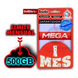Mega Premium, 1 Mes (500gb, Garantizada)!
