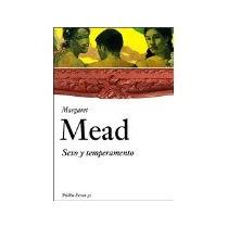 Libro Sexo Y Temperamento En Tres Siciedades Primitivas *cj