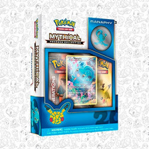 Cartas Pokémon Mythical Collection Manaphy Generations 20