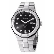 Reloj Bulova Marine Star Diamond Hombre 98d103