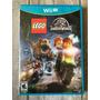 Jurassic World Lego Wii U