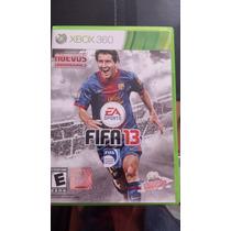 Fifa 13 Para Xbox 360 Original Practicamente Nuevo