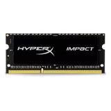 Memoria Ram Laptop Ddr3l 8gb Hyperx Impact Hx316ls9ib/8