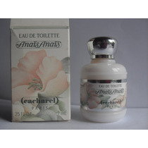 Perfume Miniatura Coleccion Cacharel Anais 7 Ml