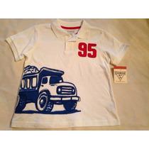 Camisa Tipo Polo Osh Kosh B