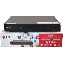 Reproductor Blu-ray Smart Lg Bp550 3d Nuevo