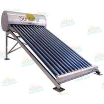 Calentador Solar 12 Tubos. Meses Sin Intereses