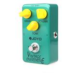 Pedal De Efectos Para Guitarra Joyo Jf-01 Vintage Overdrive