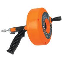 Destapacaños Cable Con Alma De Acero 7.6 M Truper 12280