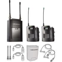 Sistema Inalambrico Uhf Para Camara Incluye El Audio-technic