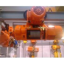 Polipastos Electricos De Cable De 1 Ton