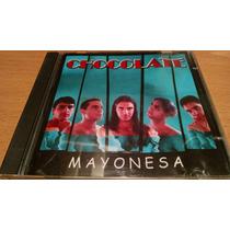 Chocolate, Mayonesa, Cd Album Del Año 2001