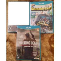 Vendo O Cambio 2 Juegos De Nintendo Wii U