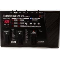 Boss Me-25 Pedal Muti-efectos Me25